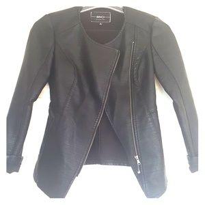 Leather jacket xs